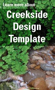 Creekside Design Template
