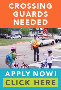 Crossing Guard Application