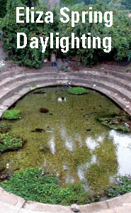 Eliza Springs Daylighting