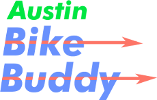 Austin Bike Buddy. Link to Bike Buddy website.