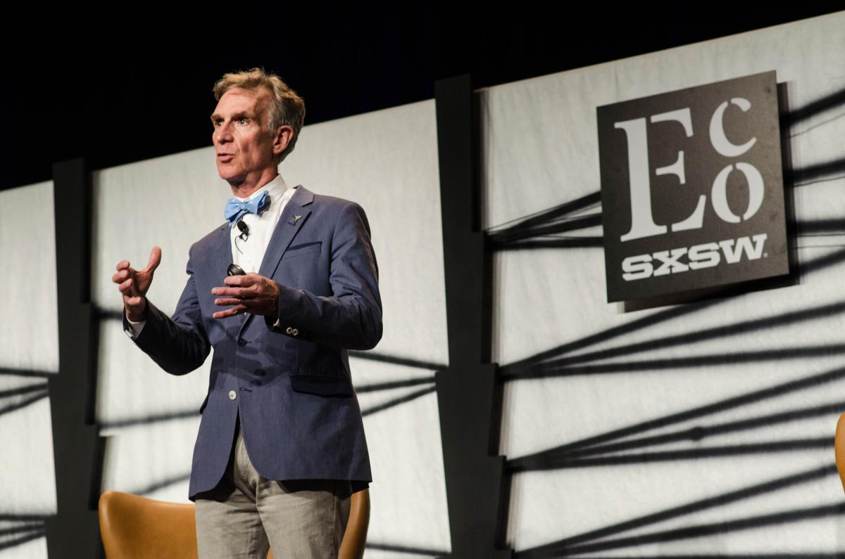 bill nye sxsw eco