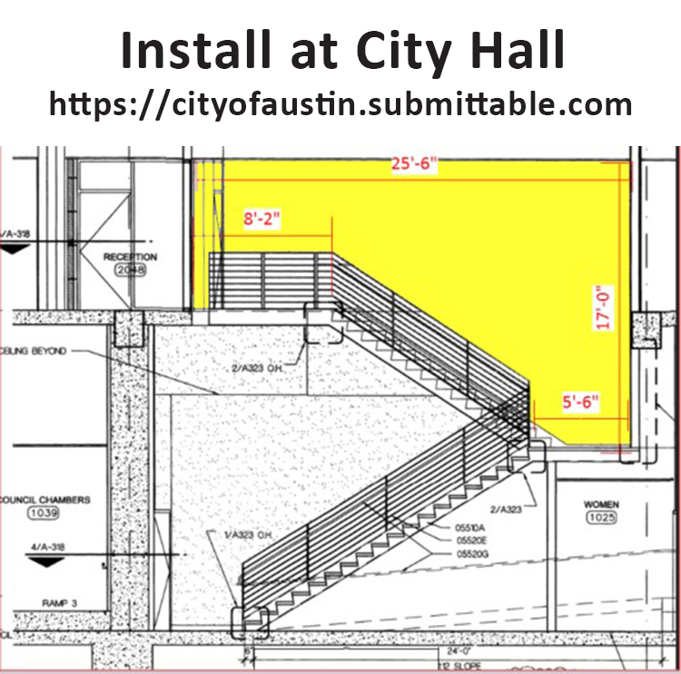 Install at City Hall