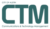 City of Austin Communications and Technology Management logo