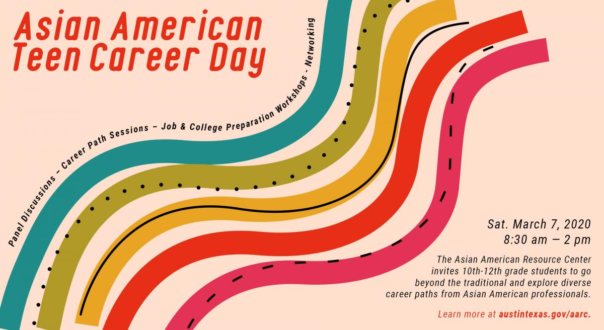 Teen Career Day Banner
