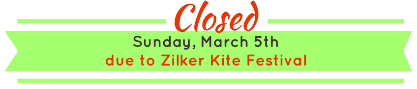 ANSC closed to due Kite Festival March 5th