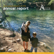 Austin Parks and Recreation Department 2018 Annual Report