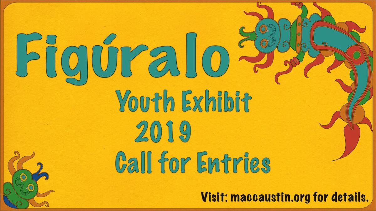 Figuralo Youth Art Exhibit Call for Entries