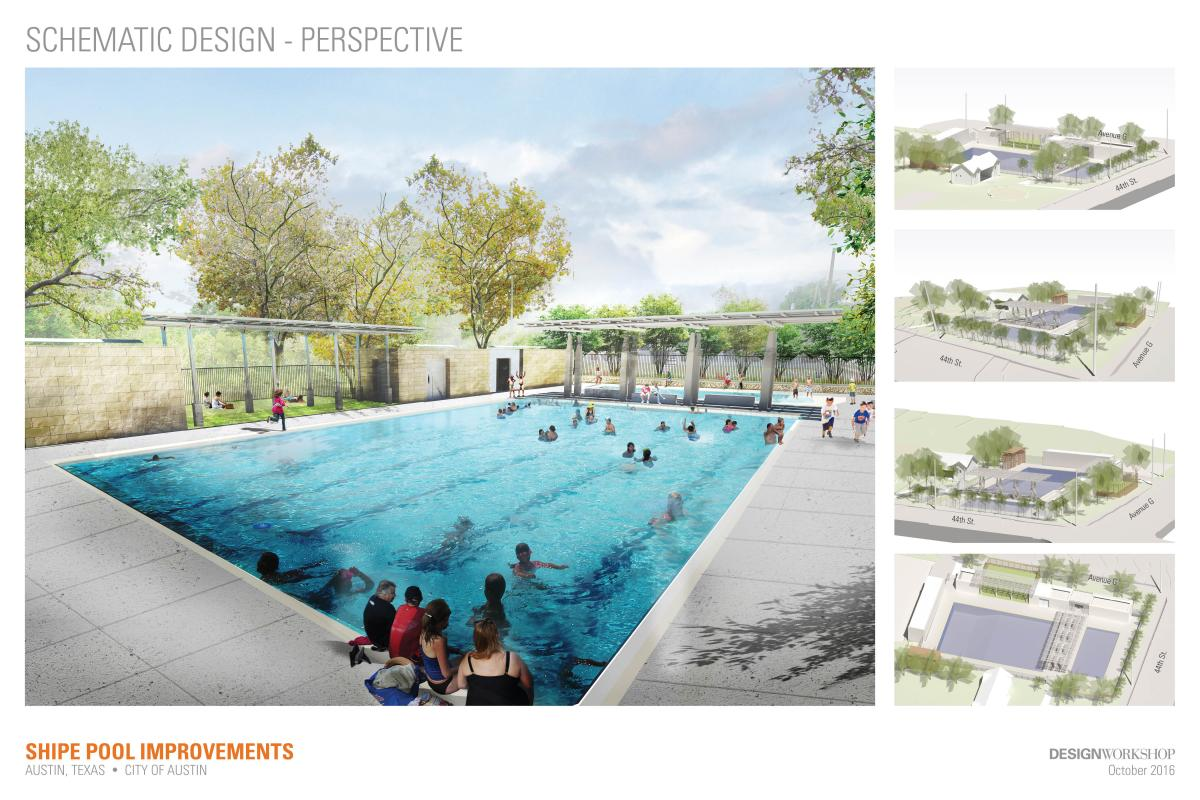 Sign Up For Project Updates. Shipe Pool Updates