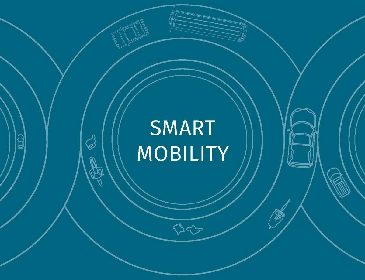 Logo for the Smart Mobility Program
