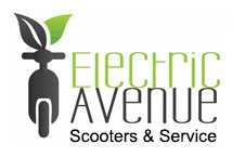 Electric Avenue Scooters & Service Logo