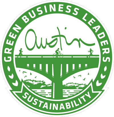 Austin Green Business Leader Logo