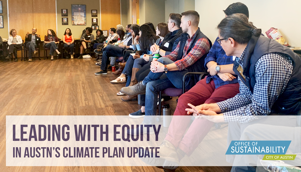 Leading with Equity in Austin's Climate Plan Update