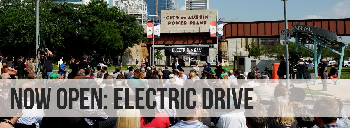 Now open: Electric Drive