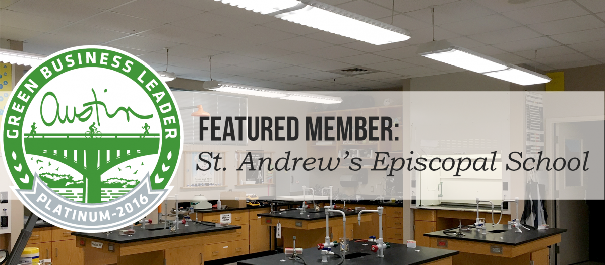 Featured Member: St. Andrew's Episcopal School