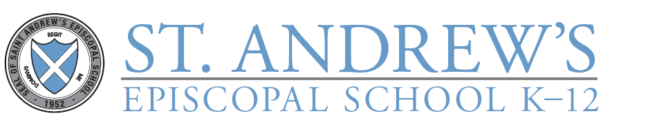 St. Andrew's Episcopal School logo
