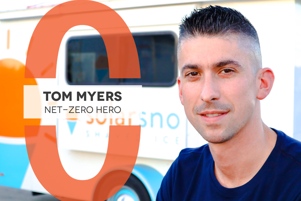 Net-Zero Hero: Tom Meyers