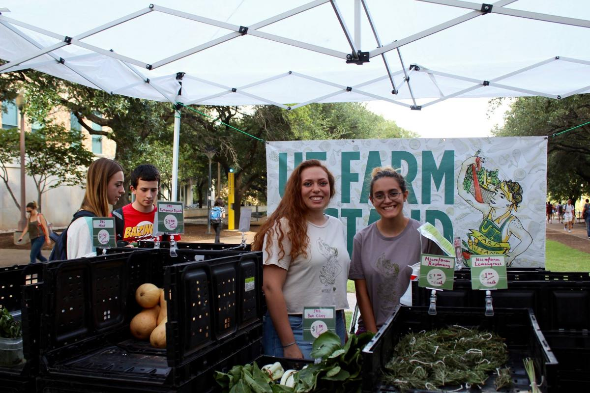 University of Texas Farm Stand