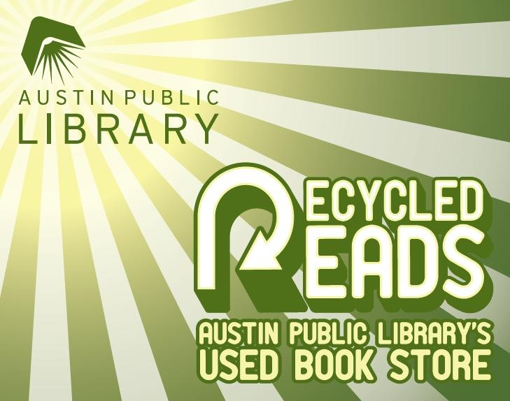 Recycled Reads logo