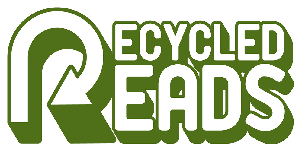 Logo for Recycled Reads