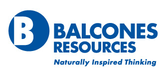 "Balcones Resources Logo ""naturally inspired thinking"""