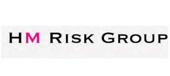 HM Risk Group Logo. Text Only
