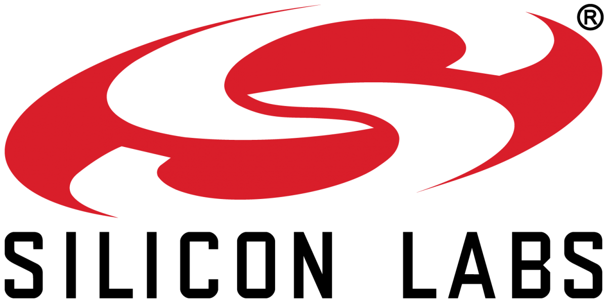 Red Logo for Silicon Lab