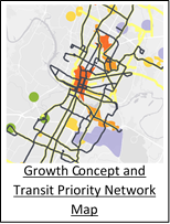 Growth Concept and Transit Priority Network