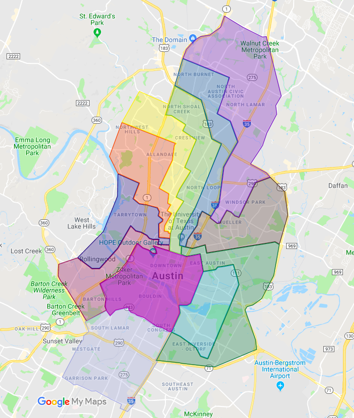 Micromobility   AustinTexas gov - The Official Website of the City