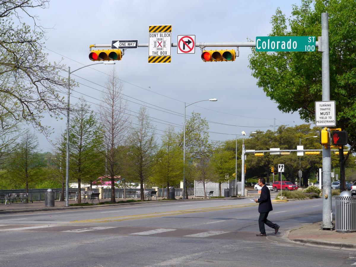 Traffic Signals Transportation Austintexas Gov The