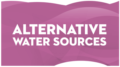 Alternative Water Sources