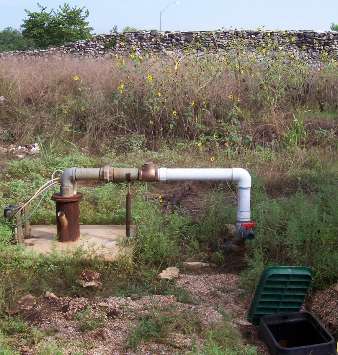 Austin water utility special services water wells for Well pictures