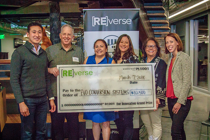 [Re]Verse Pitch Competition Winner Evo Conversion Systems