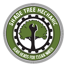 Shade Tree Mechanic.  Gear heads for clean water