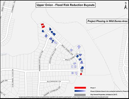 Upper Onion Creek Flood Risk Reduction Project | AustinTexas.gov ...