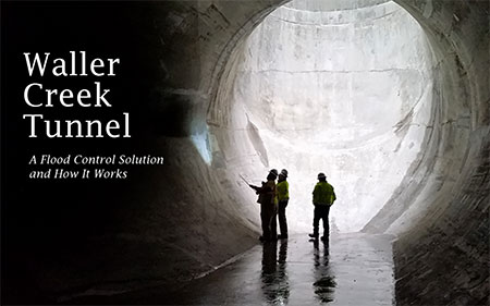 Video explaining how the Waller Creek Tunnel Works