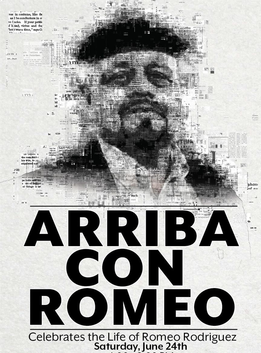 Romeo from Arriba Magazine