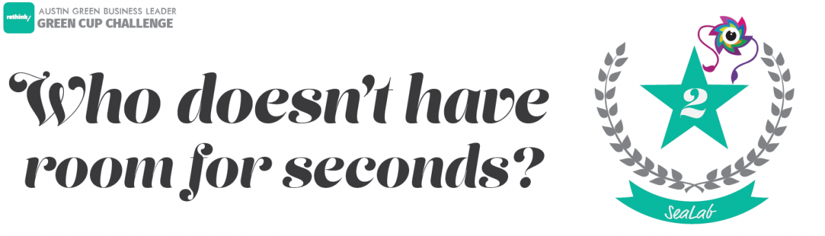 """who doesn't have room for seconds"" blog header"