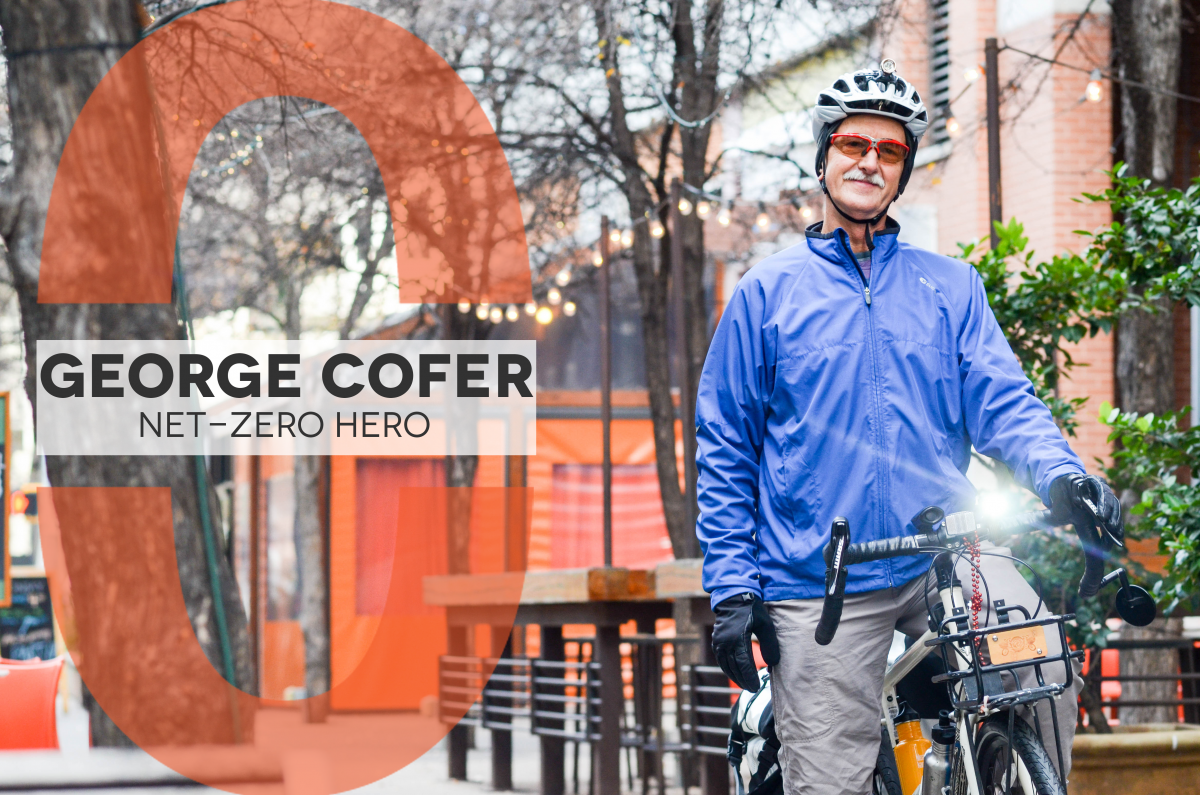 George Cofer, Net Zero Hero
