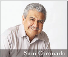 Photo of Sam Z. Coronado