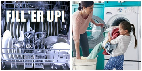 dishwasher and laundry image