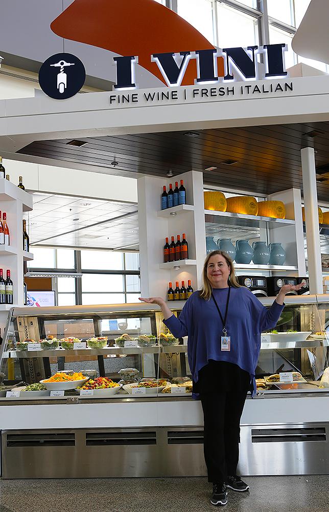 Annie S Cafe Austin Airport
