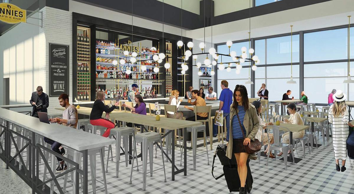 Annie S Cafe And Bar Austin Menu