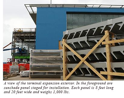 sunshade panels