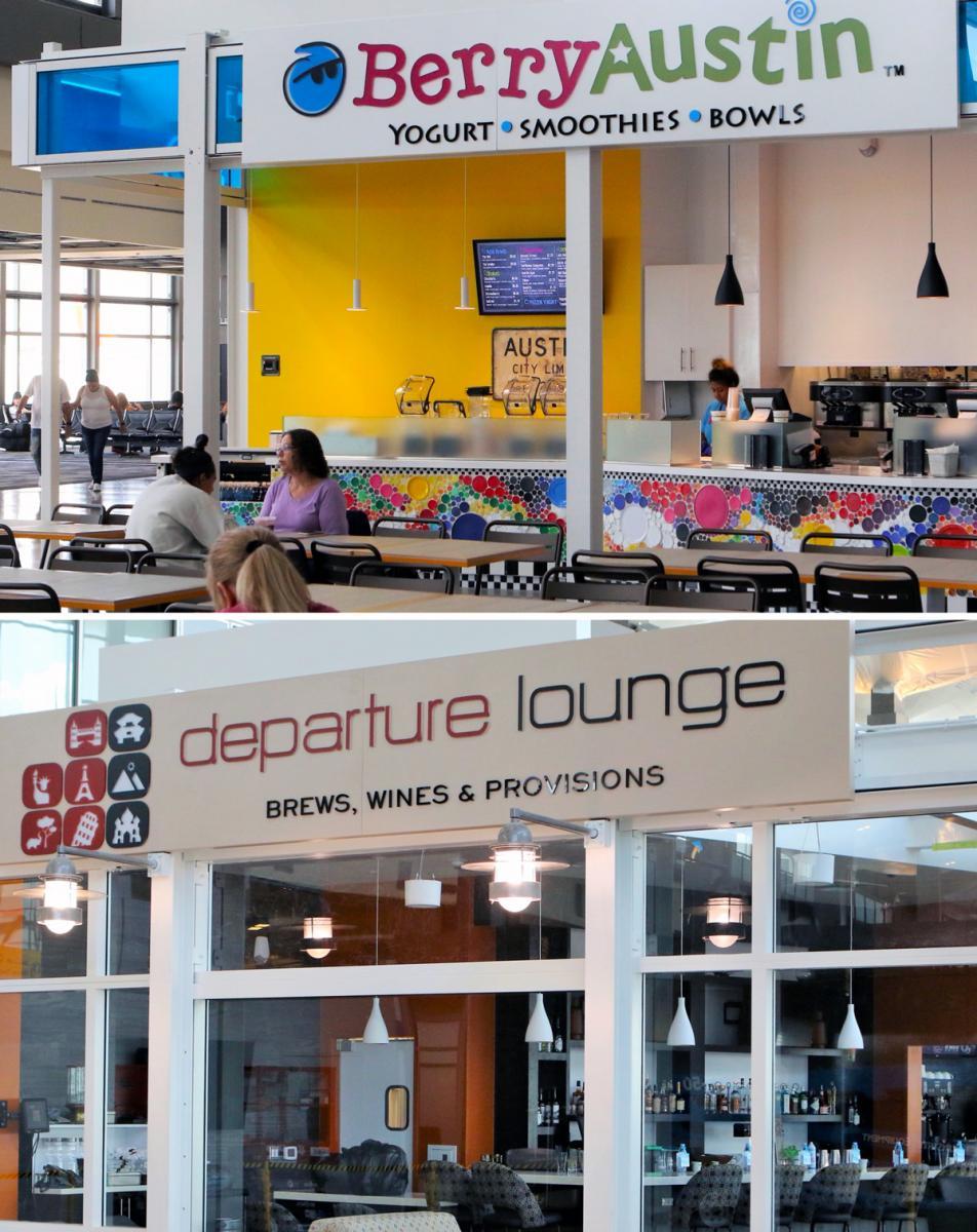 e081f34f26e1 photo of Berry austin and Departure Lounge