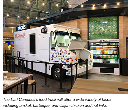 photo earl campbell's taco truck