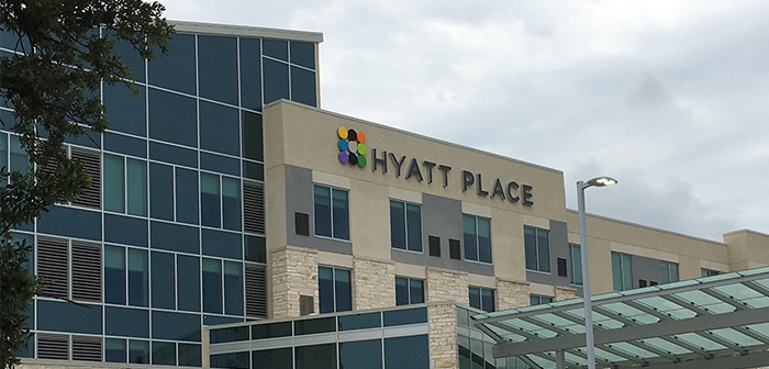 photo exterior Hyatt Place Austin Airport