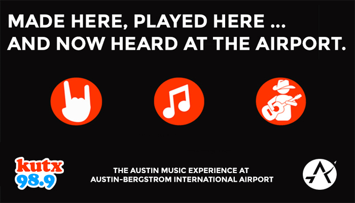 Live Music in the Air at the Airport | Austin-Bergstrom