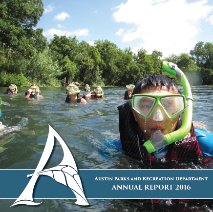 Austin Parks and Recreation Department 2016 Annual Report