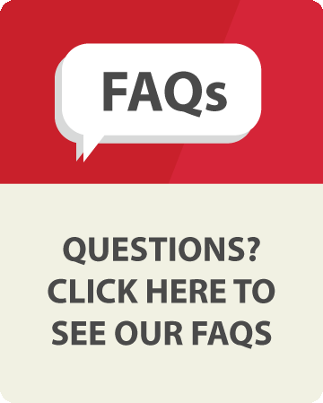 Questions? Click here to see our FAQs
