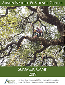 Austin Nature & Science Center Summer Program